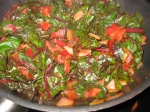 Sweet and Sour Swiss Chard