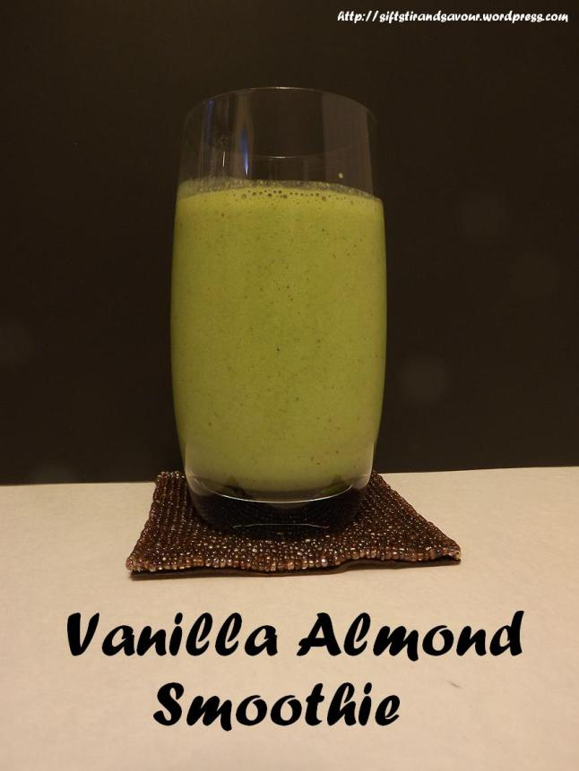 Vanilla Almond Smoothie