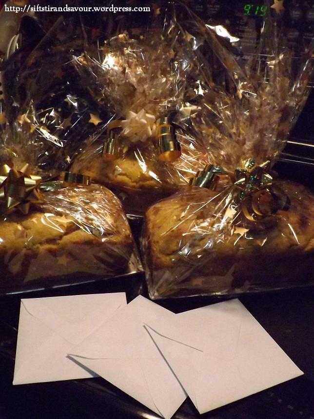 Lemon Loaf Gift