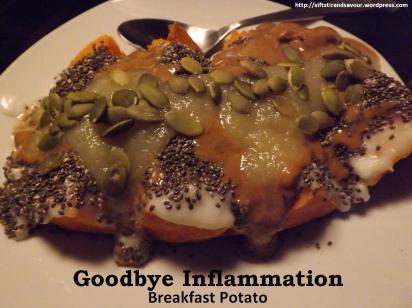 Goodbye Inflammation Breakfast Potato