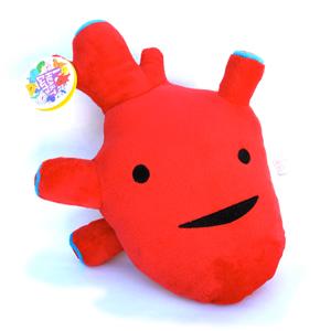 Plush Heart