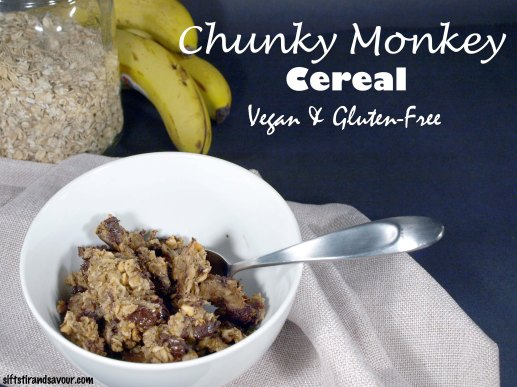 Chunky Monkey Cereal