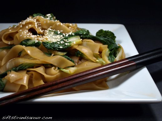 Pad Sew-ish Noodles