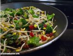 Bean Sprout Stir-Fry