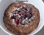 Grain-Free Black Forest Porridge