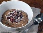 Grain-Free Black Forest Porridge