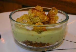 Key Lime Breakfast Parfait