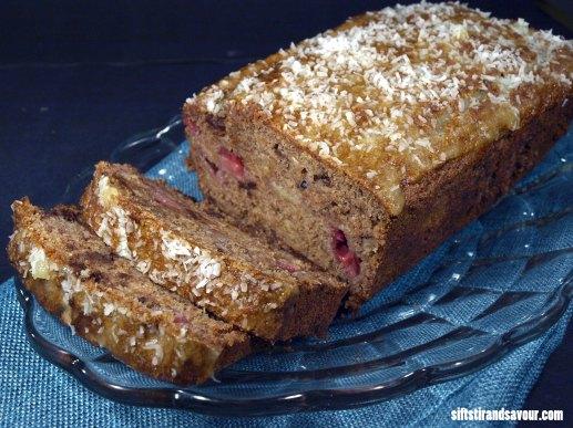 Dessert Split Dessert Loaf