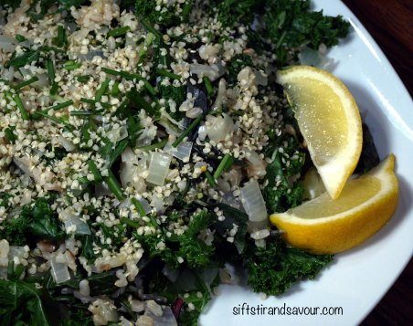 Ultra Alkaline Salad