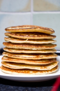 Experiment Pancakes