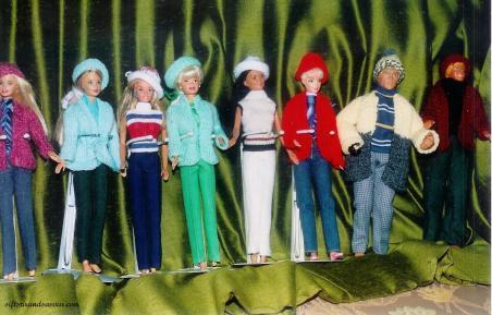 Grandma Dolls