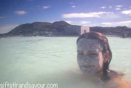Silica Mask Blue Lagoon