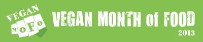 vegan month