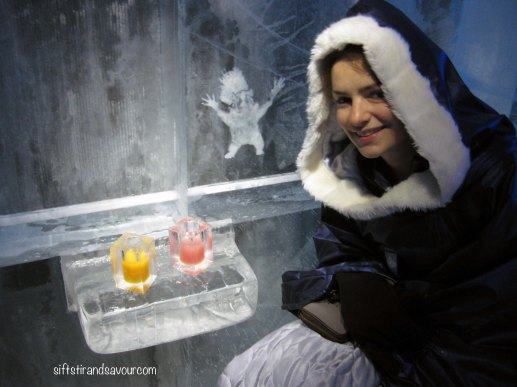 Icebar Drinks