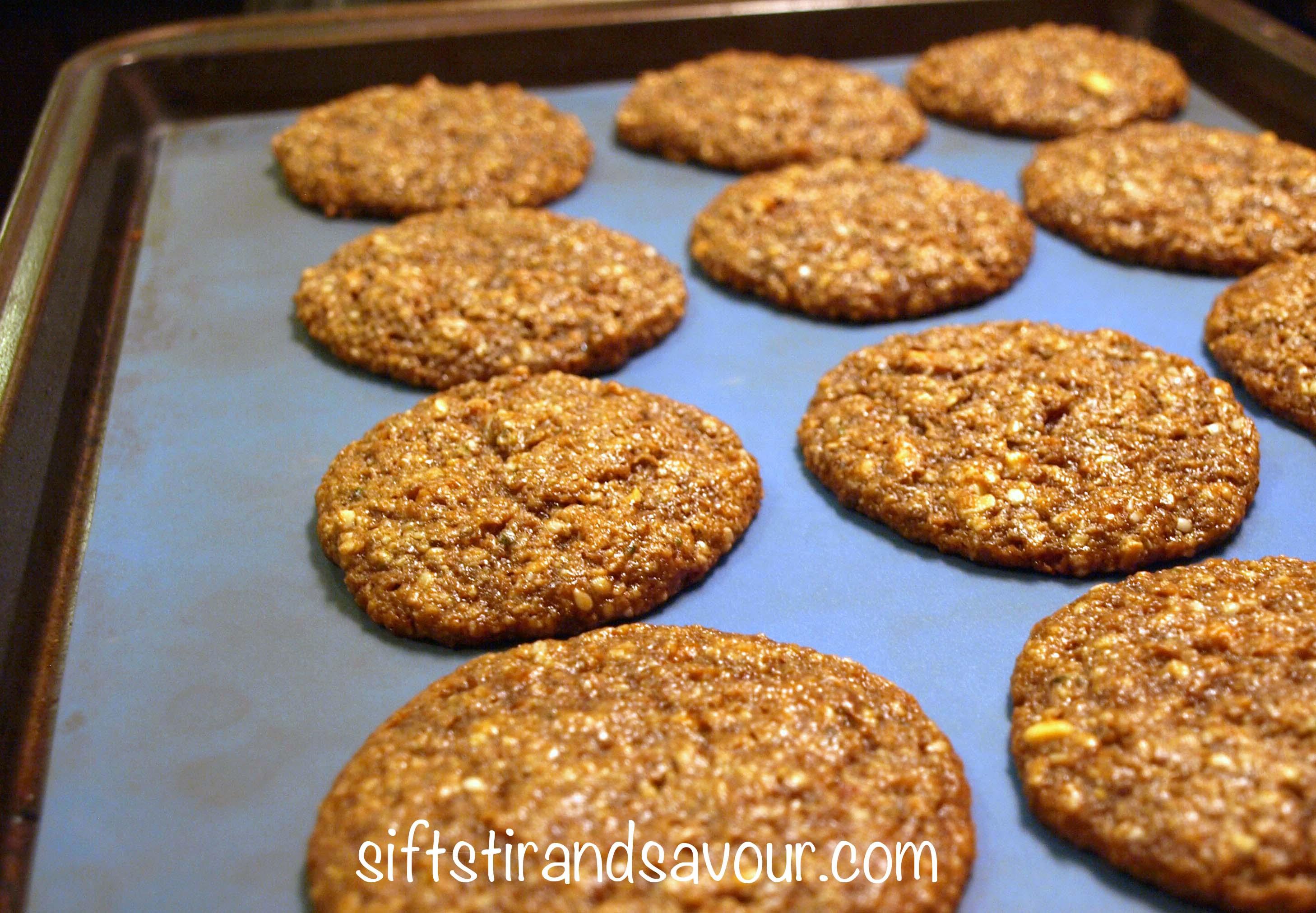 Apple Dippin' Peanut Butter Cookies Recipe — Dishmaps