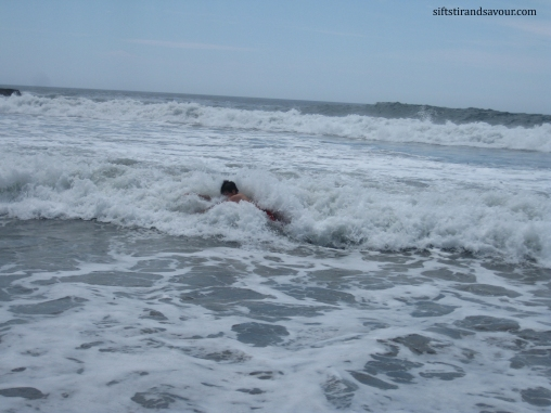 beachswim; siftstirandsavour.com